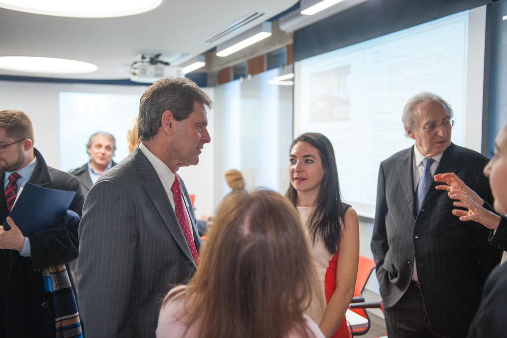 Collaborative Classroom Jobs : Collaborative classroom open house ceremony for