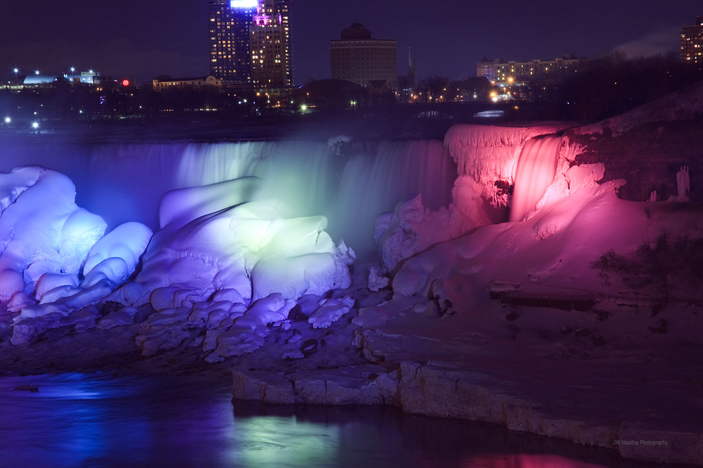 Niagara Falls-Frozen - Winter 2009 - 100 7809 - YouTube |Niagara Falls Frozen 2009