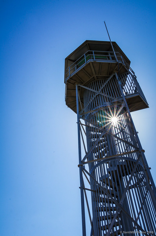 La torre del Turó de Valldaura