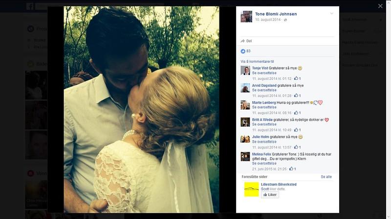 tone gifta seg