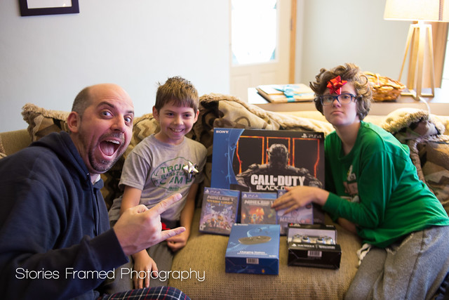 359. | it's a PS4 christmas.