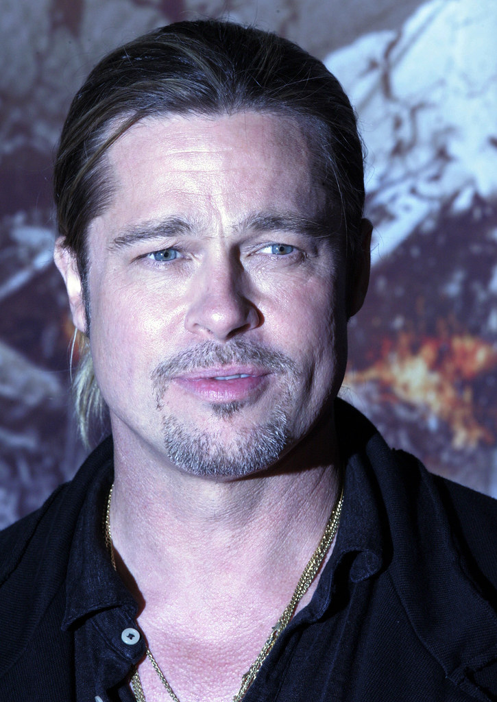 Brad Pitt Brad Pitt Arrives On Sydney S Red Carpet For