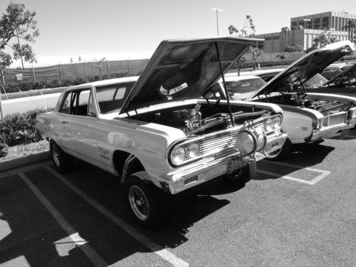 Chevelle Gasser 1964 Chevy Chevelle Gasser