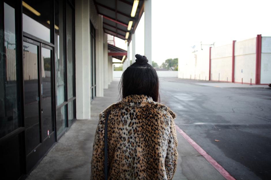 Leopard Coat The White Crow