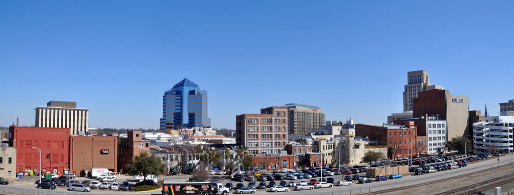 Durham, NC | Downtown Durham, North Carolina | James Willamor | Flickr