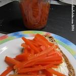 Karotten-Pickles