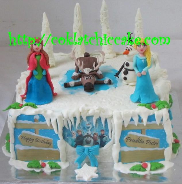 Harga Kue Ulang Tahun Frozen Holland Bakery