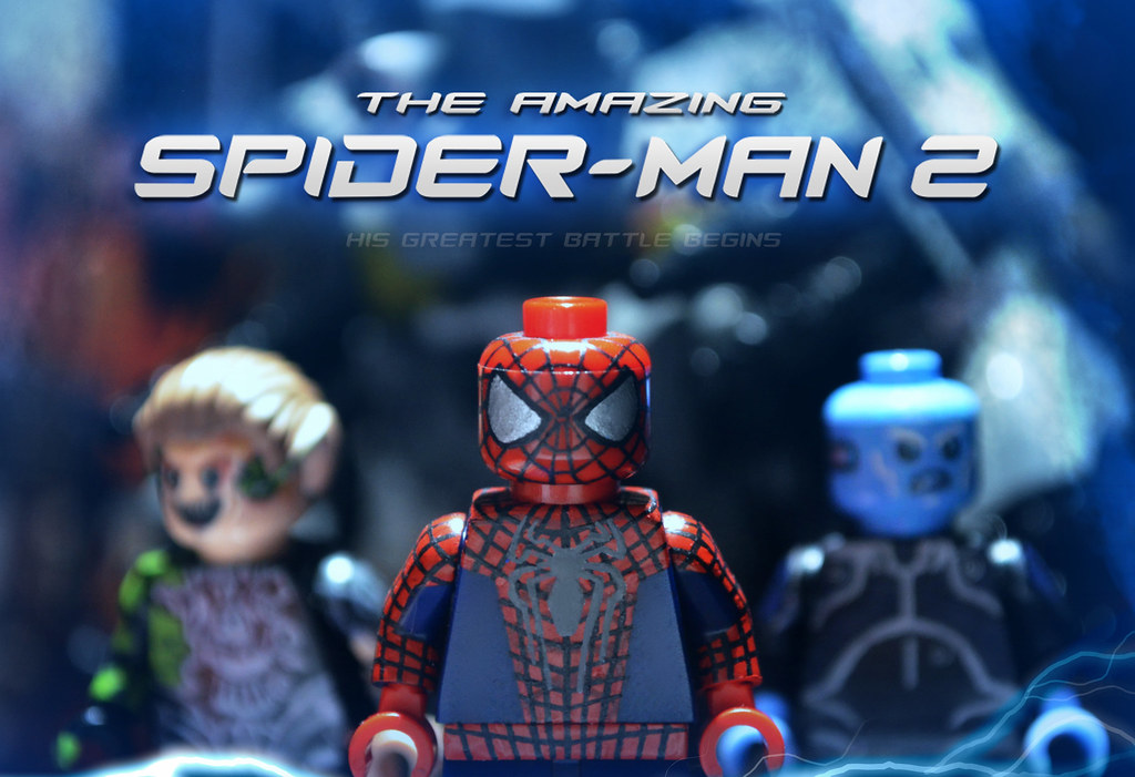 Lego the amazing spider man 2 preview 2 i realize a lot flickr - Lego spiderman 2 ...