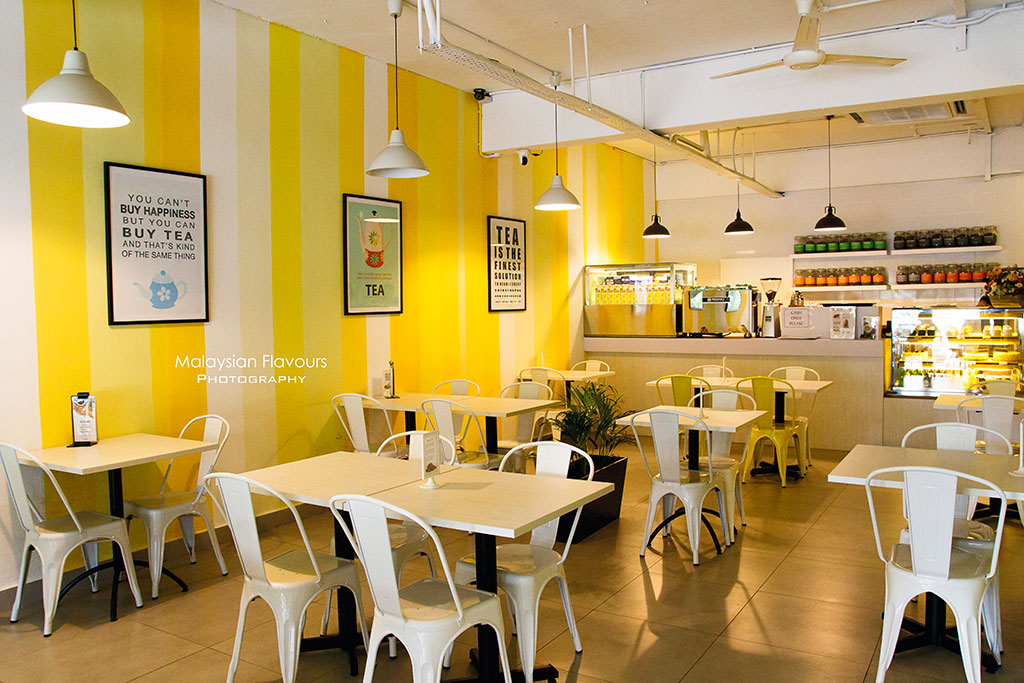 Tea & Tattle Damansara Uptown PJ