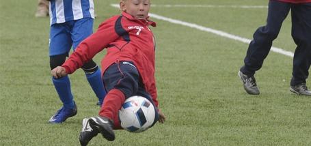 Kā pareizi iemūžināt bērnu futbola spēli