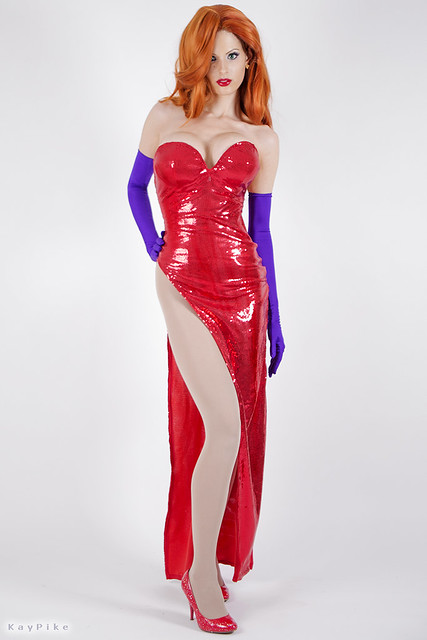 Jessica Rabbit Cosplay Flickr Photo Sharing