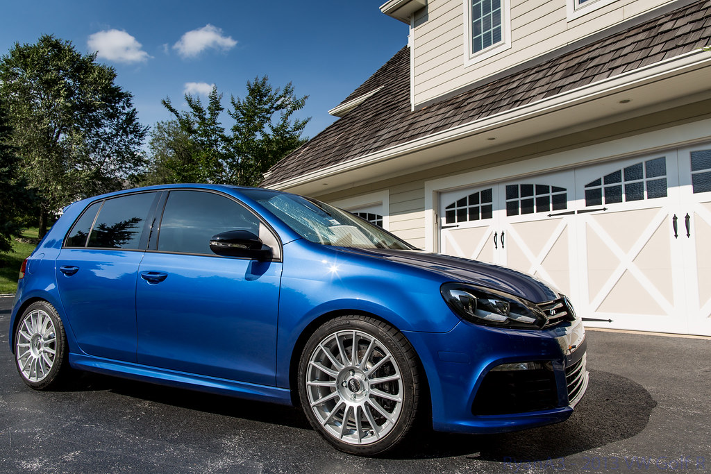 2013 vw golf r on vwr springs 18x8 oz superturismo lm et4 flickr. Black Bedroom Furniture Sets. Home Design Ideas