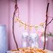 Carrot Cake with Cookie Bunting