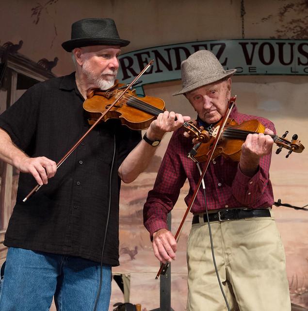 2013 David Greely, Milton Vanicor, Chris Miller & Bayou Roots, Liberty