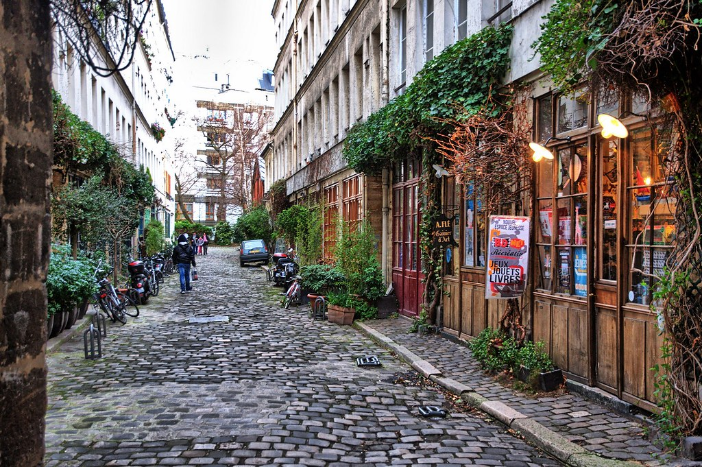 Passage L Homme Paris Ppf 4 Flickr