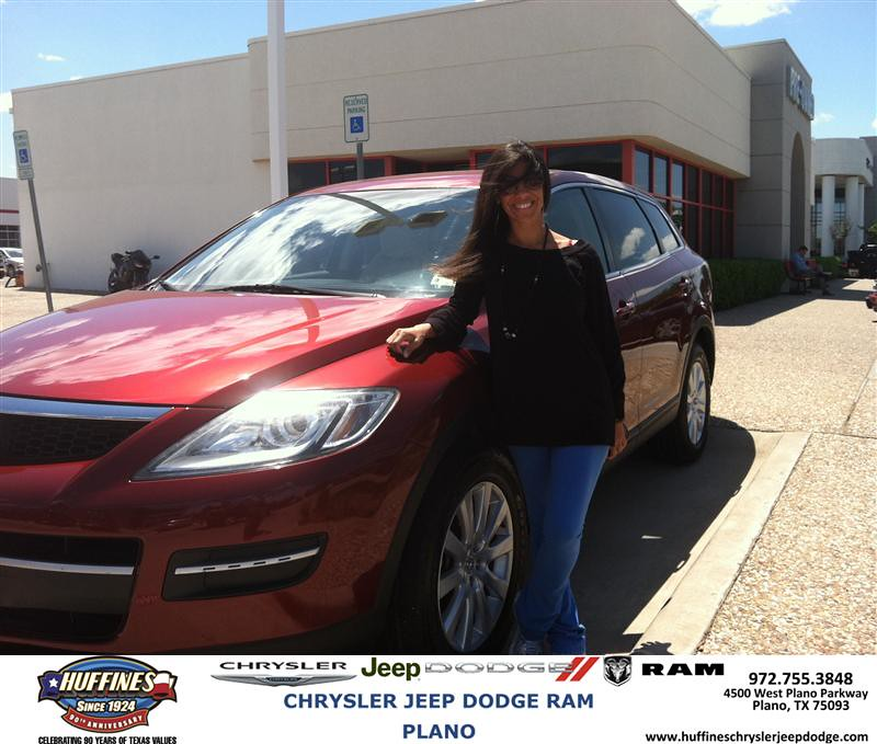 Huffines Dodge Plano >> Congratulations to Christina Cathey on your #Mazda #CX-9 p… | Flickr