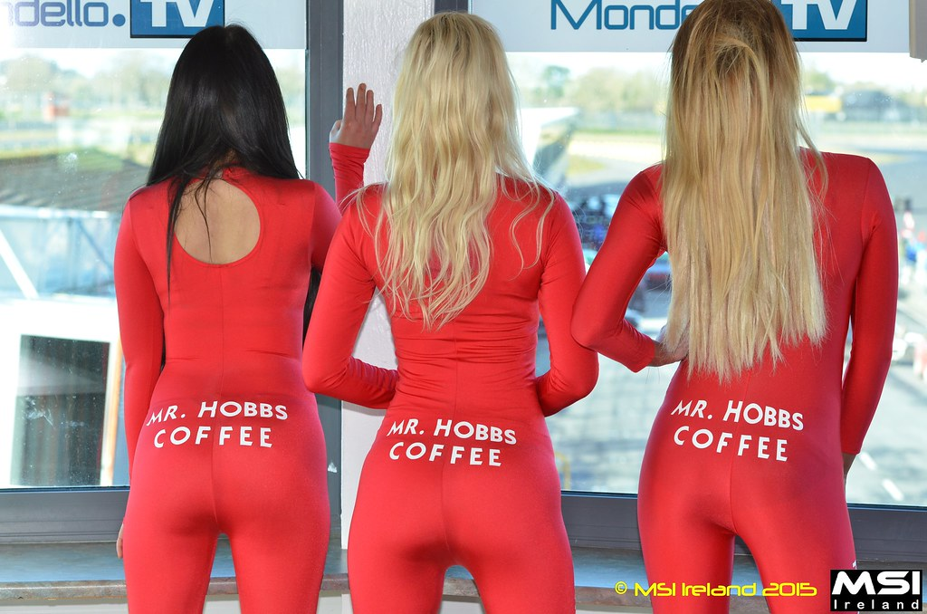 sexy promo girls at there best the mr hobbs coffee promo m