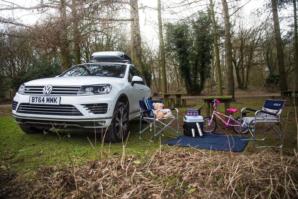 Volkswagen Touareg Camping Listers Group Flickr