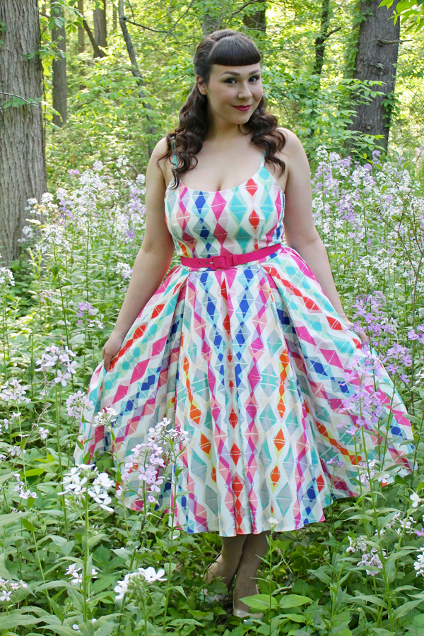 the pretty dress company priscilla dress