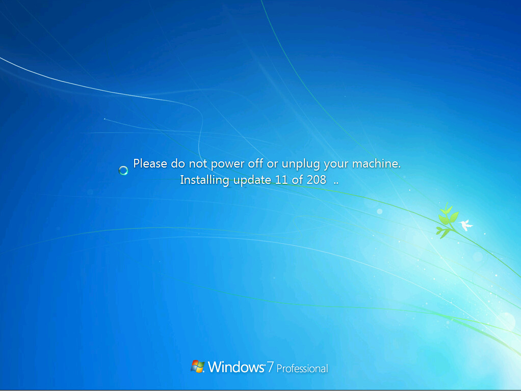 Windows 7 SP2
