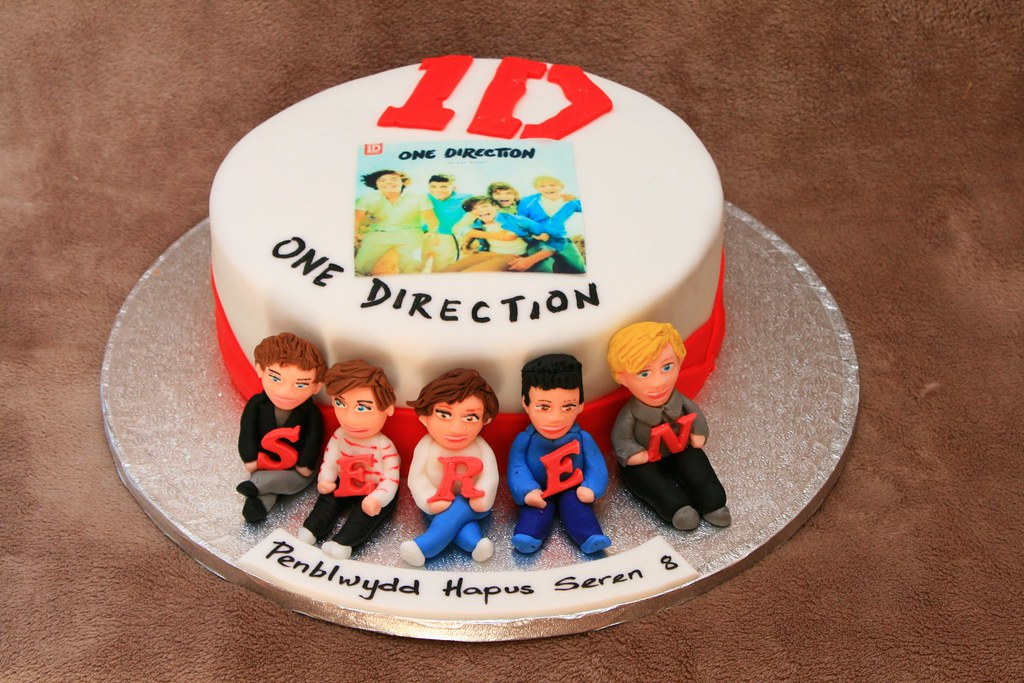 One Direction Cake Pops Recipe