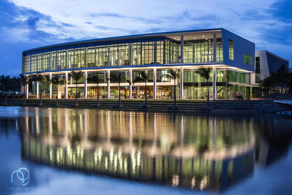University Of Miami Student Activities Center Building
