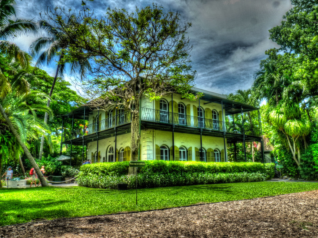 Hemingway Home In Florida