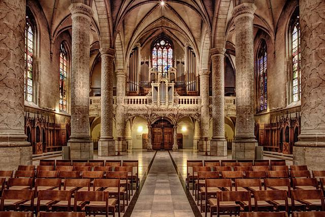 Kathedrale unserer lieben Frau (Luxemburg)