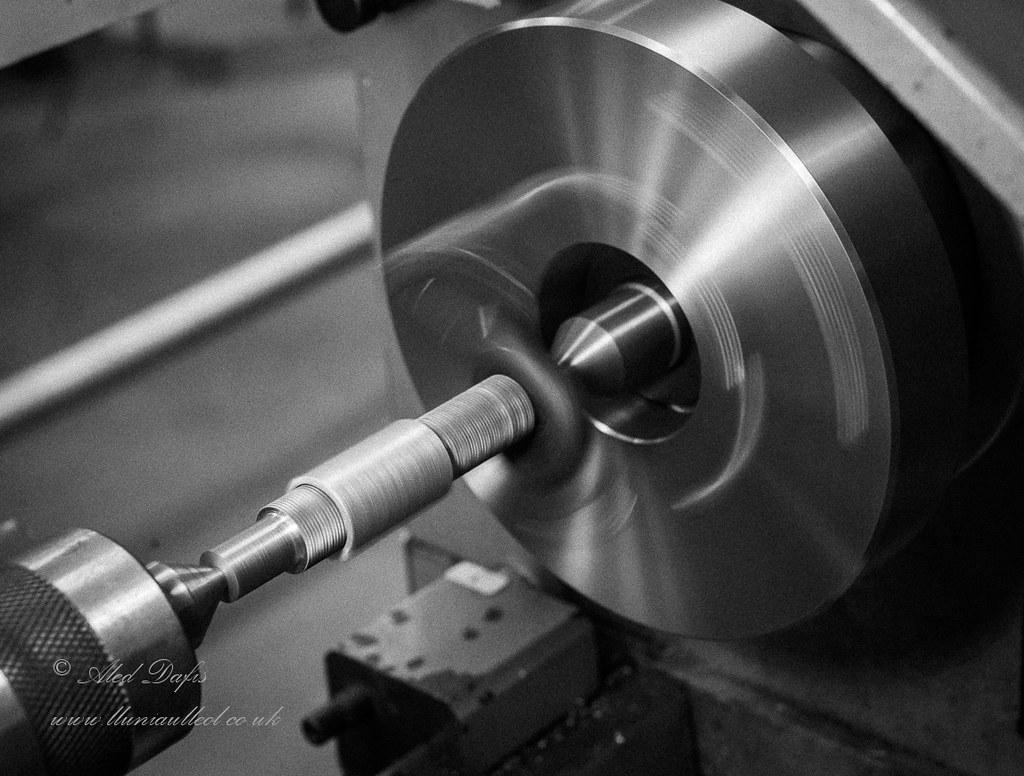 SMITHY GRANITE 3-in-1 Metal Benchtop Combo - LATHE Turning Basics ...