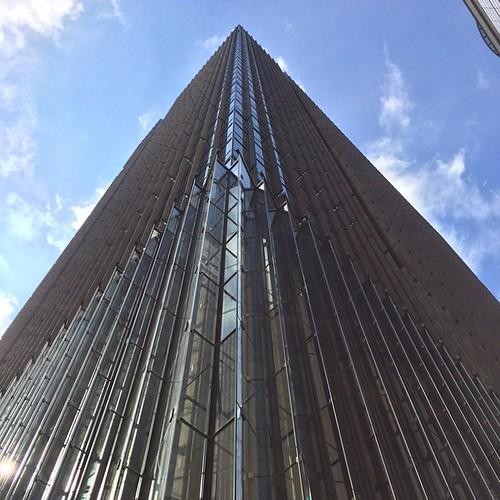 東京建物の大手町タワー
