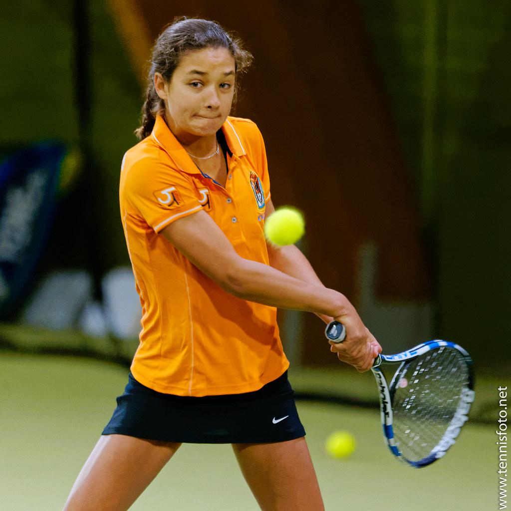 04. Merel Hoedt - Netherlands - Tennis Europe winter cups … | Flickr: https://www.flickr.com/photos/ravanloon/16444785266