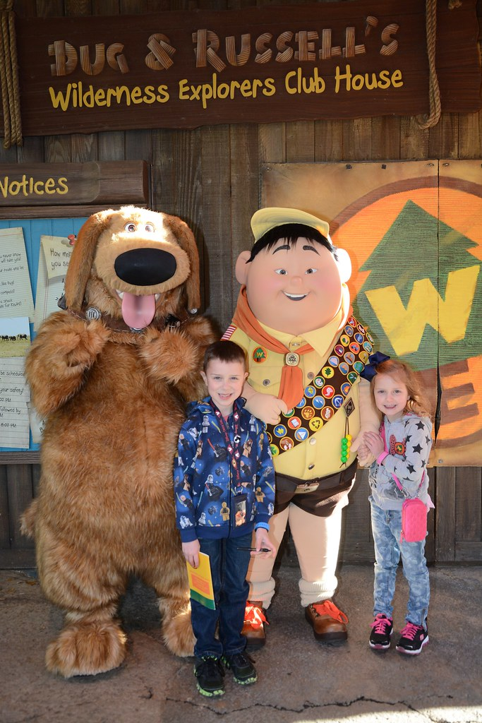 Wilderness Explorers Club House Meet and Greet