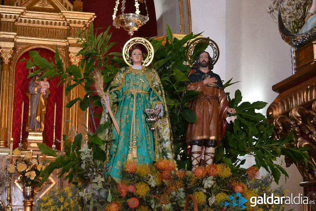 Fiesta de San Isidro, Juncalillo 2016