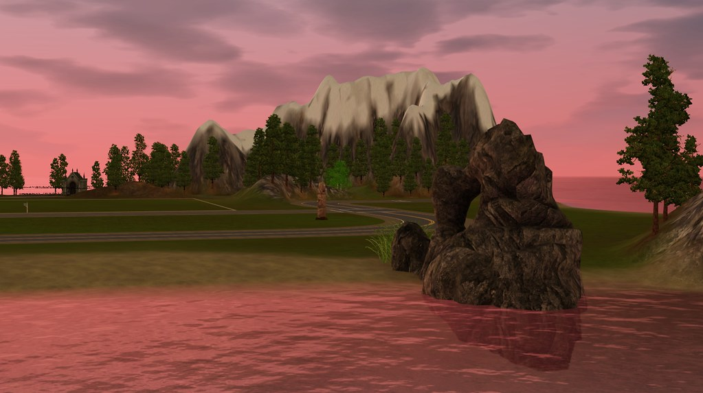 Simmetry Isles, a New World, Sims3 27084034522_34f77e67f5_b