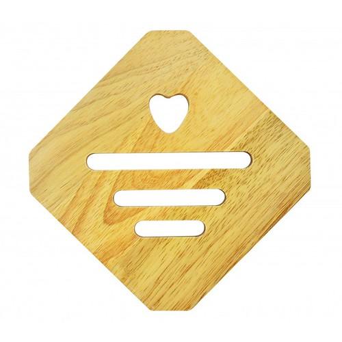 Đồ lót nồi bằng gỗ mẫu số 1