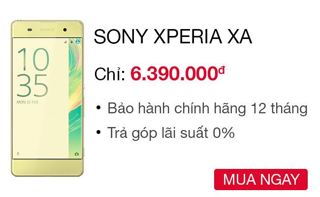 Sony Xperia XA Dual Công ty - CellphoneS