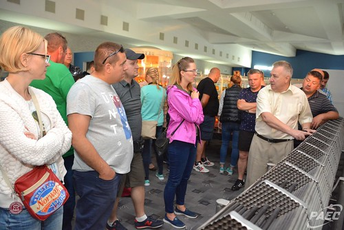 Польська делегація відвідала  Рівненську АЕС, фото-4