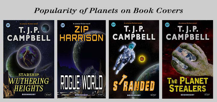 planets in book covers