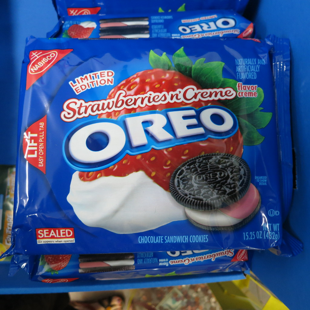 Oreo Cookies And Cream Cake Filling