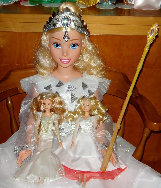 Glinda's Glindas - Cinderella Fairytale Friend 38'' Doll P ...