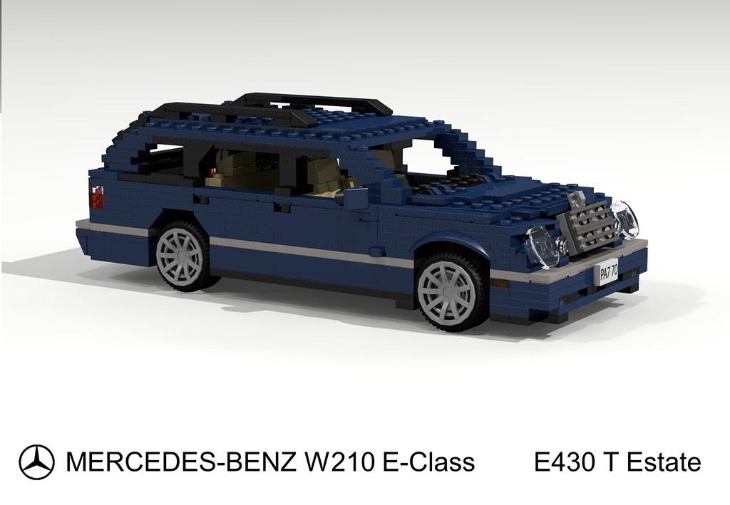 mercedes benz w210 e class e430 t estate 1998 mercedes. Black Bedroom Furniture Sets. Home Design Ideas