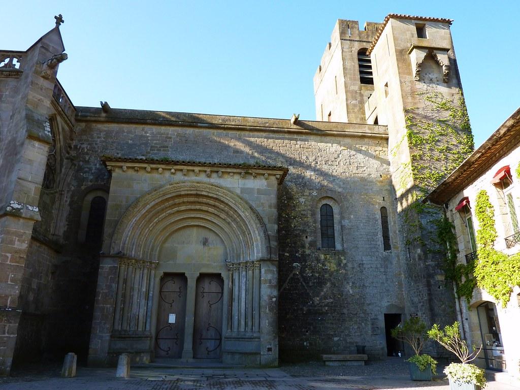 Carcassonne cit basilique saint nazaire thierry llansades flickr - Cabinet thierry saint nazaire ...