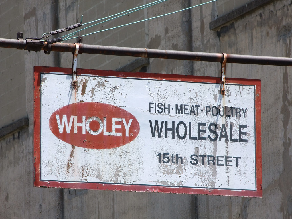 Wholey 39 s fish market strip district pittsburgh pa flickr for Wholey s fish market
