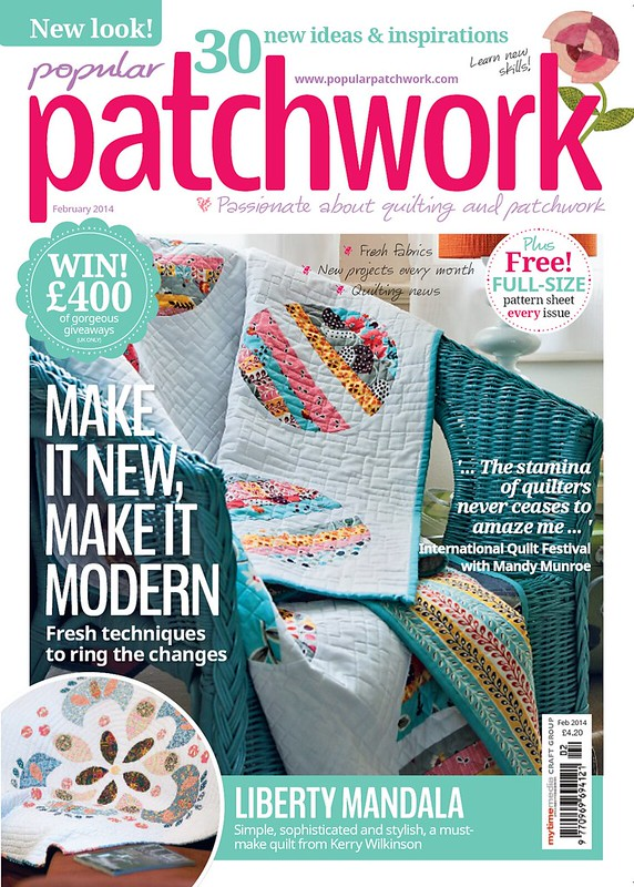 Popular Patchwork Cover