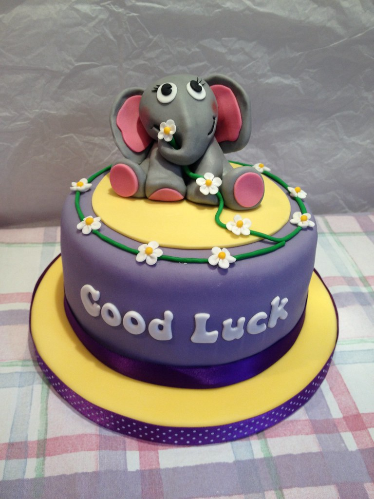 Cake Ideas For  Year Old