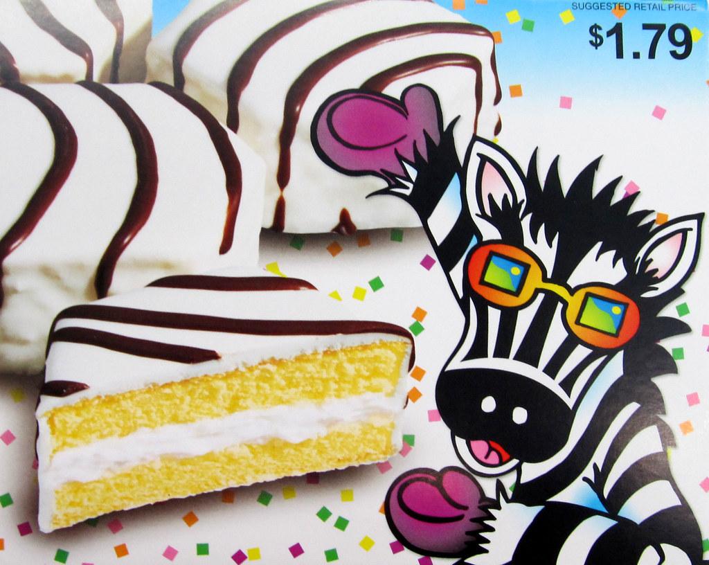 Pink Zebra Cake