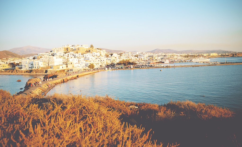 Naxos, Greece | via It's Travel O'Clock