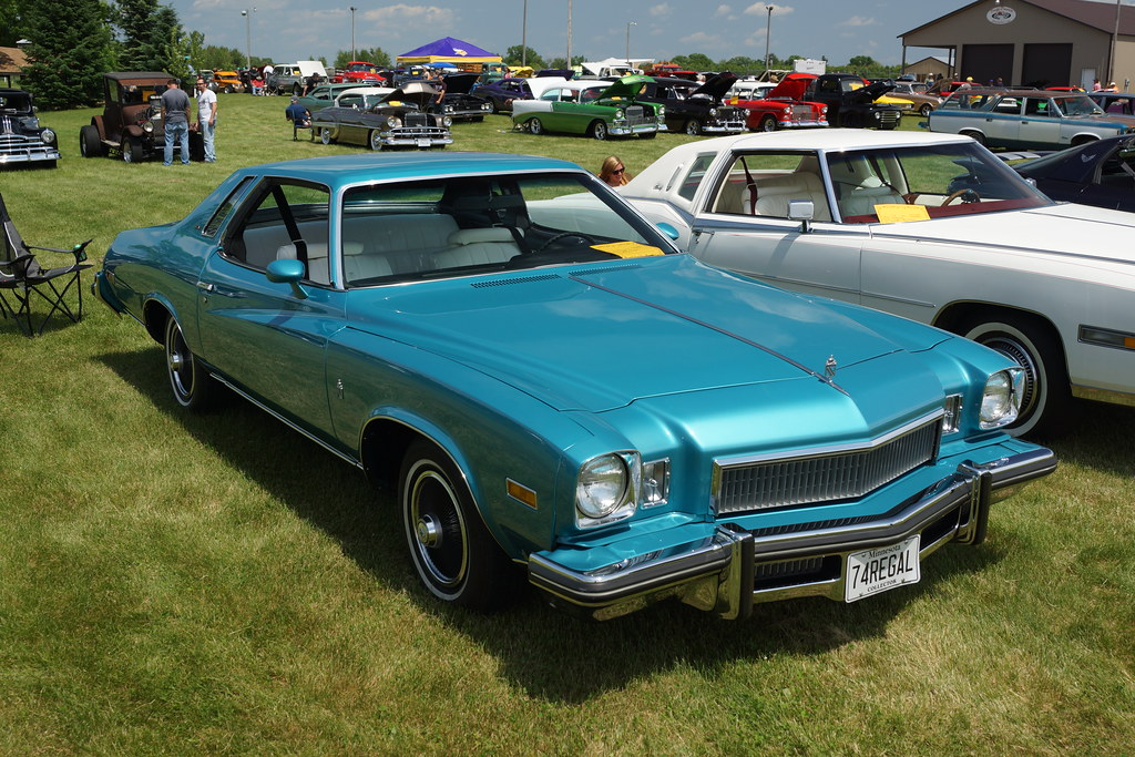 1974 Buick Regal   Click here for more car pictures at my Fl…   Flickr