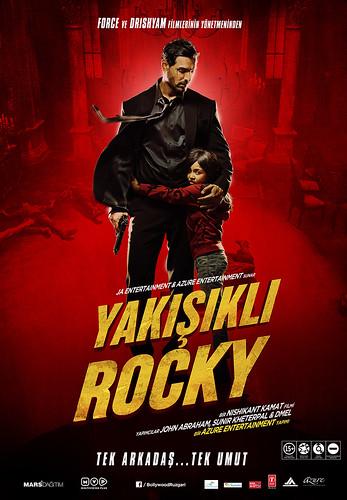 Yakışıklı Rocky - Rocky Handsome (2016)