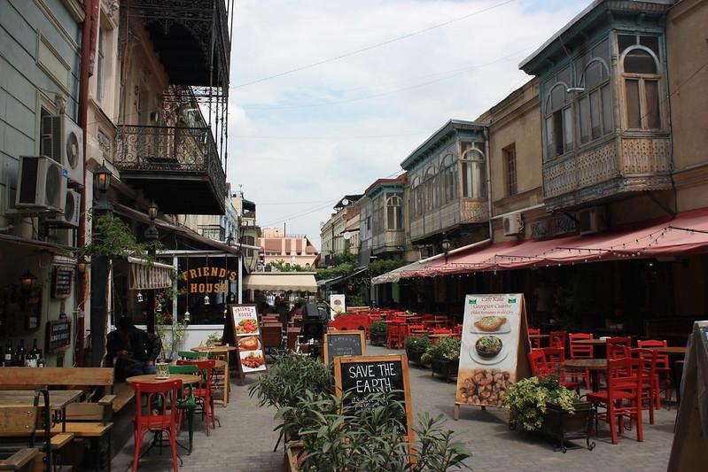 Поесть в Тбилиси